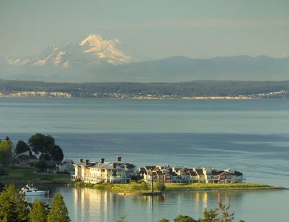 Aerial View | The Resort at Port Ludlow
