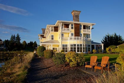 Property Grounds | The Resort at Port Ludlow