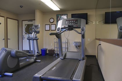 Gym | Larkspur Landing Hillsboro - An All-Suite Hotel