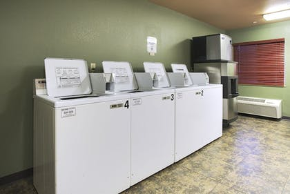 Laundry Room | Larkspur Landing Hillsboro - An All-Suite Hotel