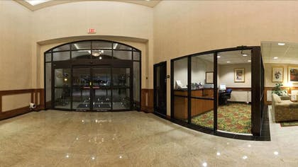 Interior Entrance | Holiday Inn Express Hotel & Suites Canton