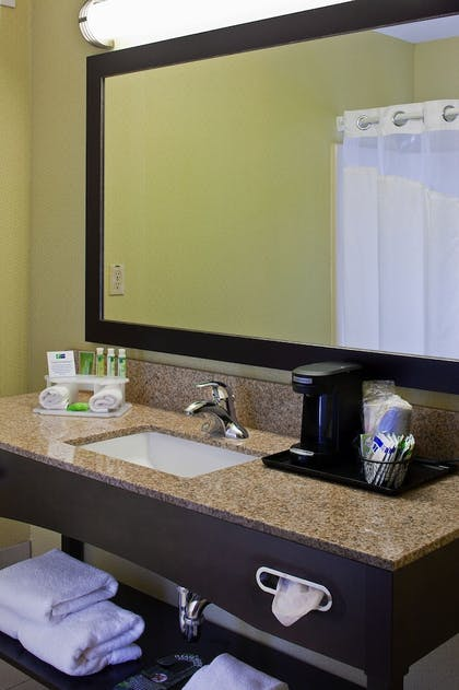 In-Room Amenity | Holiday Inn Express Hotel & Suites Saginaw
