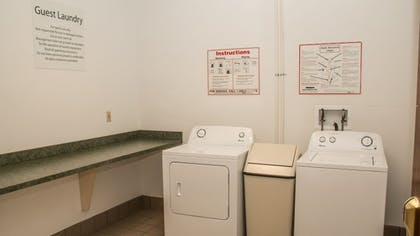 Laundry Room | Holiday Inn Express Hotel & Suites Saginaw