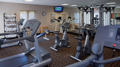 Fitness Facility | Holiday Inn Express Hotel & Suites Saginaw