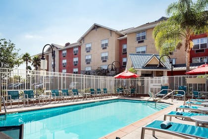 Outdoor Pool | TownePlace Suites Los Angeles LAX/Manhattan Beach