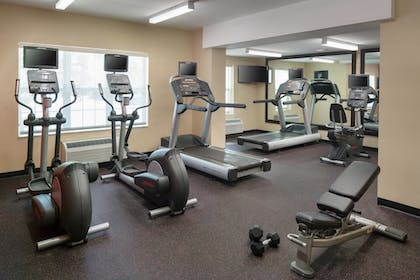Fitness Facility | TownePlace Suites Los Angeles LAX/Manhattan Beach