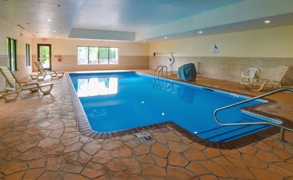 Pool | Holiday Inn Express & Suites Indianapolis Northwest