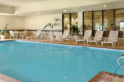 Indoor Pool | Holiday Inn Express & Suites Indianapolis Northwest