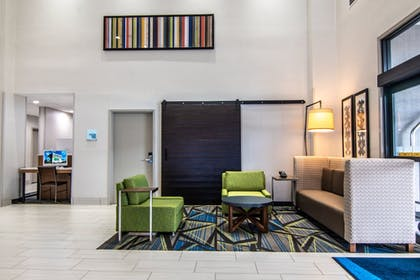 Lobby | Holiday Inn Express & Suites Indianapolis Northwest