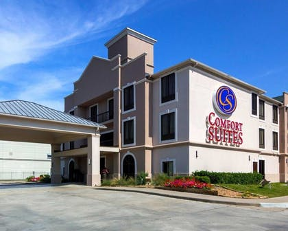 Exterior      Comfort Suites Houston West at Clay Road
