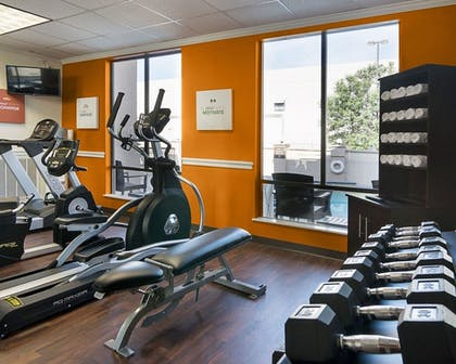 Fitness Facility      Comfort Suites Houston West at Clay Road