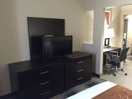 In-Room Amenity      Comfort Suites Houston West at Clay Road