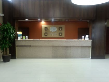 Reception      Comfort Suites Houston West at Clay Road