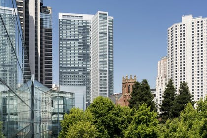 Garden View | Four Seasons Hotel San Francisco