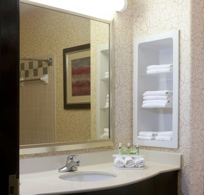 In-Room Amenity | Holiday Inn Express Hotel & Suites Brownsville
