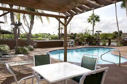 Pool | Holiday Inn Express Hotel & Suites Brownsville
