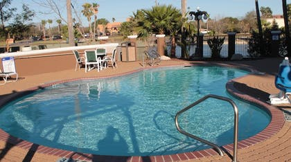 Outdoor Pool | Holiday Inn Express Hotel & Suites Brownsville