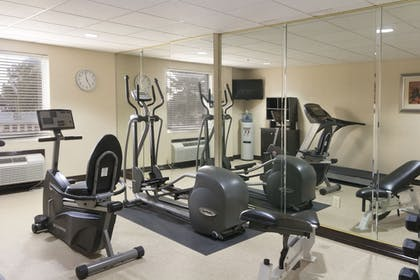 Fitness Facility | Holiday Inn Express Hotel & Suites Brownsville