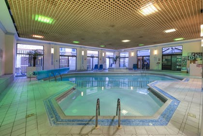 Indoor Pool | Croydon Park Hotel