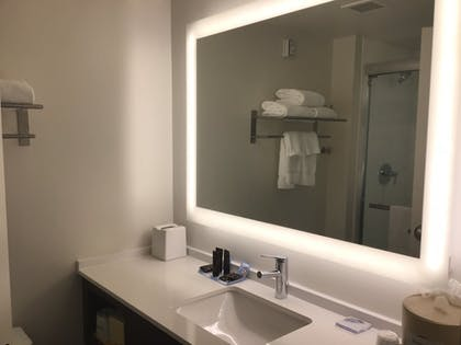 In-Room Amenity | The Cleveland Hotel