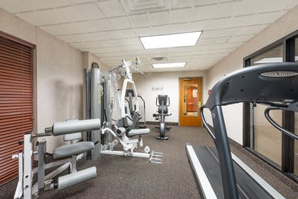 Fitness Facility | The Cleveland Hotel