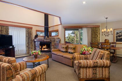 Living Area | The Ridge Tahoe