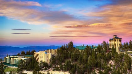 Aerial View | The Ridge Tahoe