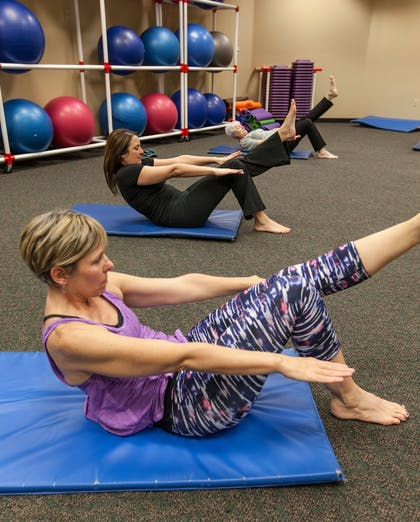 Pilates | The Ridge Tahoe