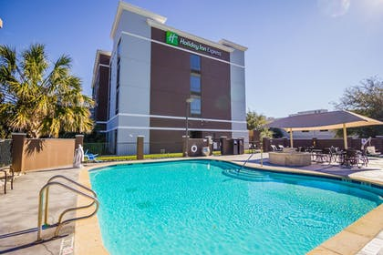 Pool | Holiday Inn Express & Suites Austin Airport