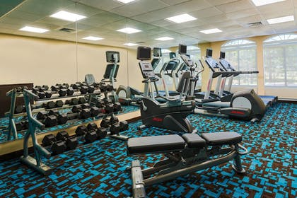 Fitness Facility | Fairfield Inn & Suites by Marriott Clearwater
