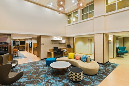 Business Center | Fairfield Inn & Suites by Marriott Clearwater