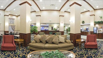 Hotel Interior | Holiday Inn Express & Suites Midwest