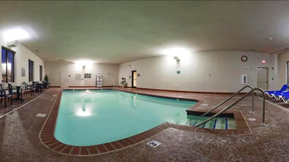 Indoor Pool | Holiday Inn Express & Suites Midwest
