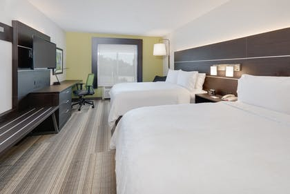 Room | Holiday Inn Express & Suites I-16