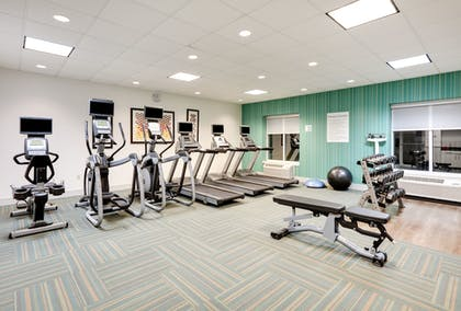 Fitness Facility | Holiday Inn Express & Suites I-16
