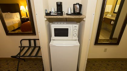 In-Room Amenity | Holiday Inn Express Boonville