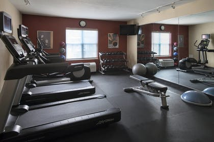 Fitness Facility | TownePlace Suites by Marriott Chicago Lombard