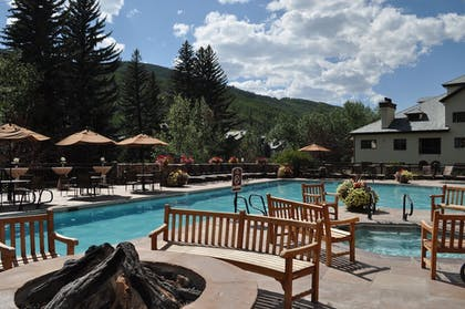 Outdoor Pool | The Charter at Beaver Creek
