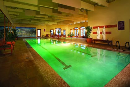 Indoor Pool | The Charter at Beaver Creek