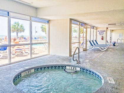 Indoor Spa Tub | Bay Watch Resort & Conference Center by Oceana Resorts
