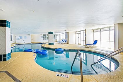Indoor Pool | Bay Watch Resort & Conference Center by Oceana Resorts