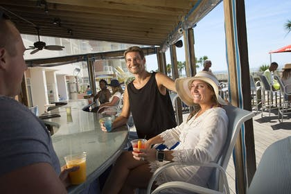 Poolside Bar | Bay Watch Resort & Conference Center by Oceana Resorts