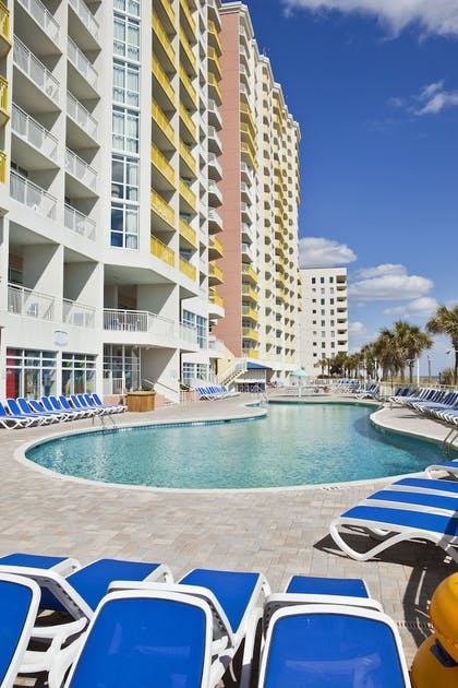 Outdoor Pool | Bay Watch Resort & Conference Center by Oceana Resorts