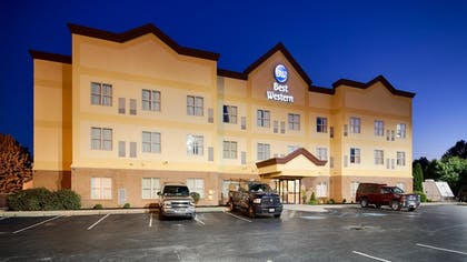 Featured Image | Best Western Airport Suites