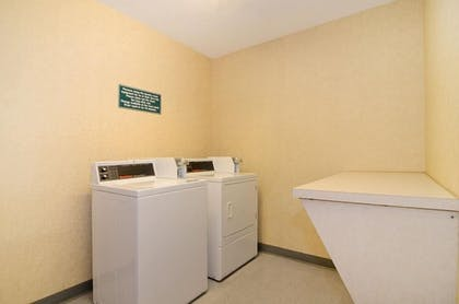 Laundry Room | Best Western Airport Suites