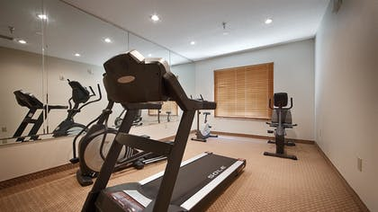 Fitness Facility | Best Western Airport Suites