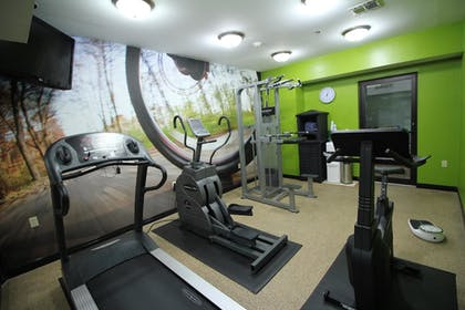 Fitness Facility | Best Western Plus Slidell Hotel
