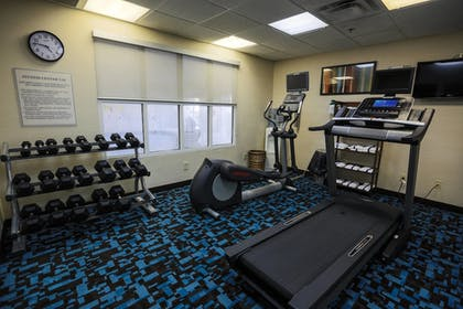 Sports Facility | Fairfield Inn & Suites Lexington Berea