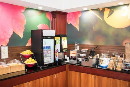 Restaurant | Fairfield Inn & Suites Lexington Berea