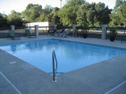 Pool | Holiday Inn Express Hotel & Suites Morehead Cty